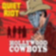 QUIET RIOT HOLLYWOOD COWBOYS CD ART 1.jp