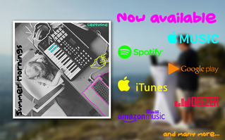 Summer Mornings is now available !