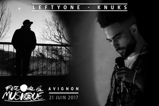 Knuks and LeftyOne show !