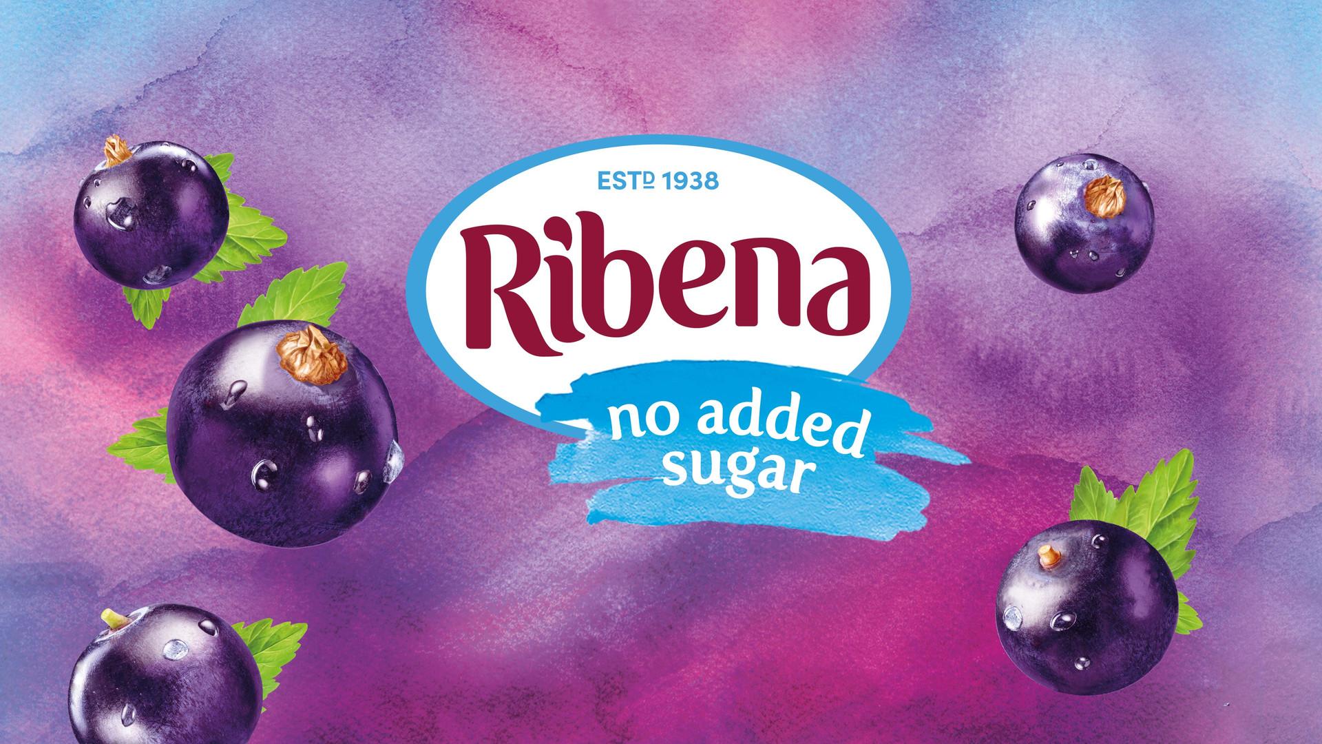 Ribena No Added Sugar