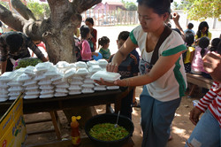 Hiengh cooked 200 meals!