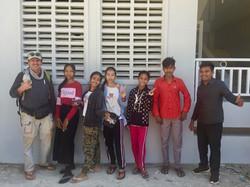 scholarship students in High school