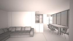 Конструктивные решения гостиной