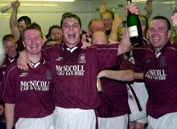 2002 Scottish Junior Cup Winners