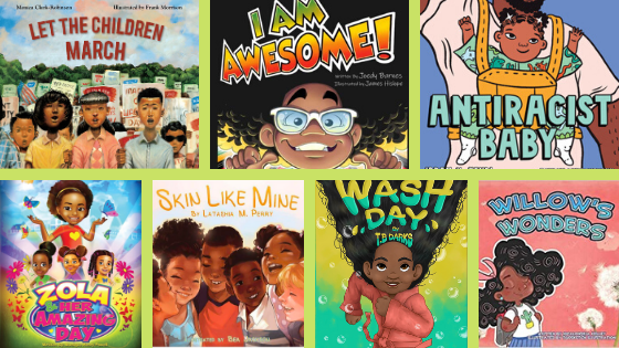 From Self Love To Sit-Ins: Curating A Well-Balanced Reading List For Your Black Students