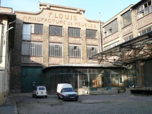 La Fabrique Louis Meubles