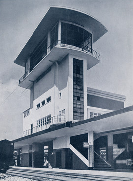 La tour de contrôle