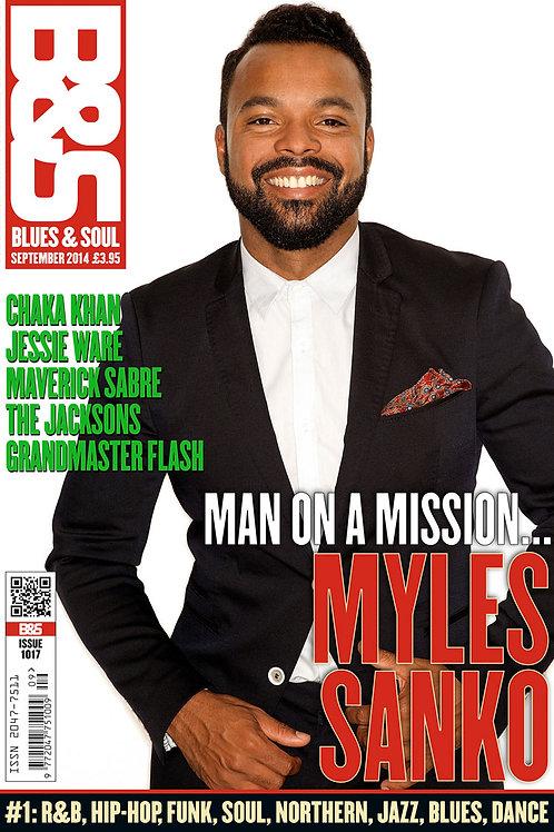 1017: Blues & Soul Magazine - Sept 2014