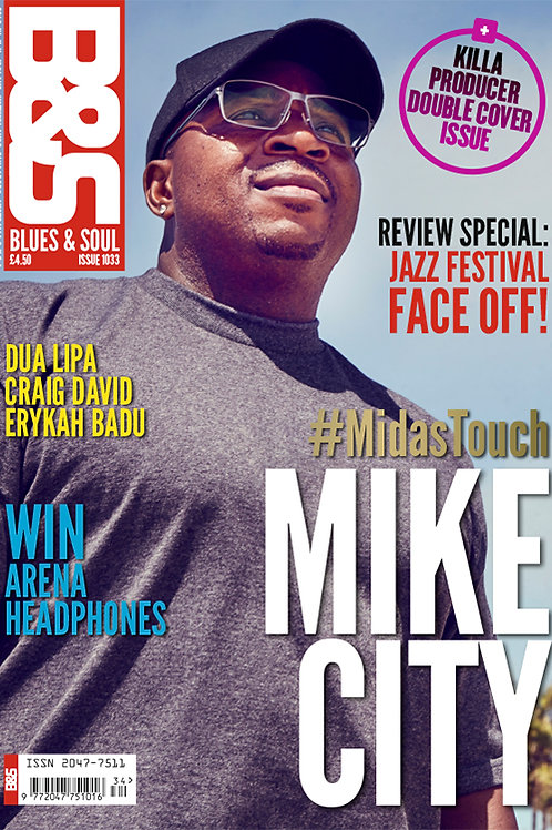 1033: BLUES & SOUL SUMMER 2017 ISSUE