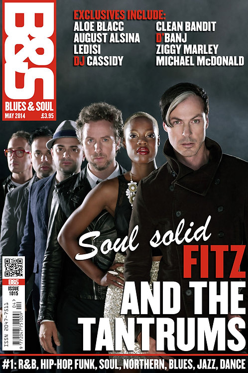 1015: Blues & Soul Magazine - Apr/May 2014