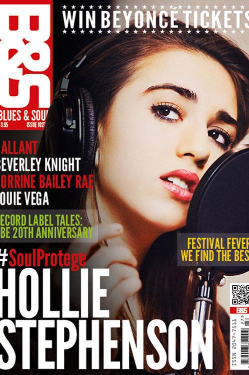 1027: Blues & Soul Magazine - June 2016