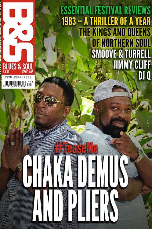 1038: John Reid + Chaka Demus & Pliers