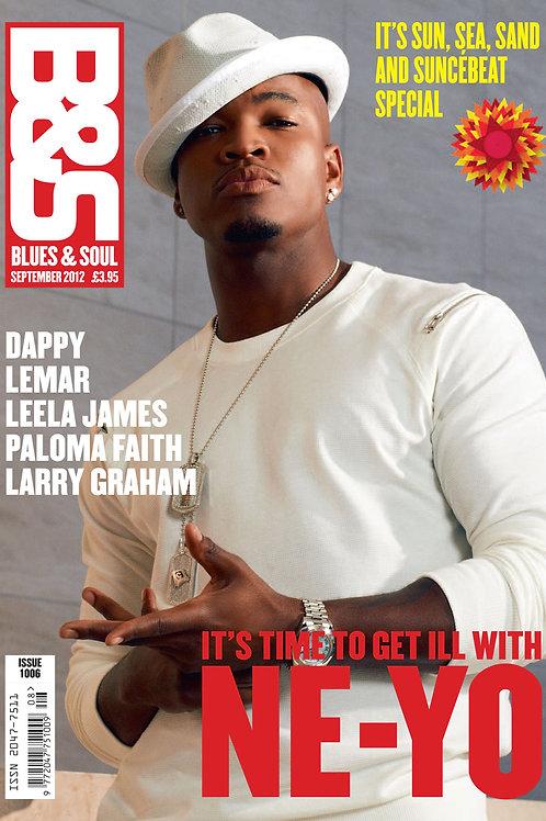 1007: Blues & Soul Magazine - Autumn 2012