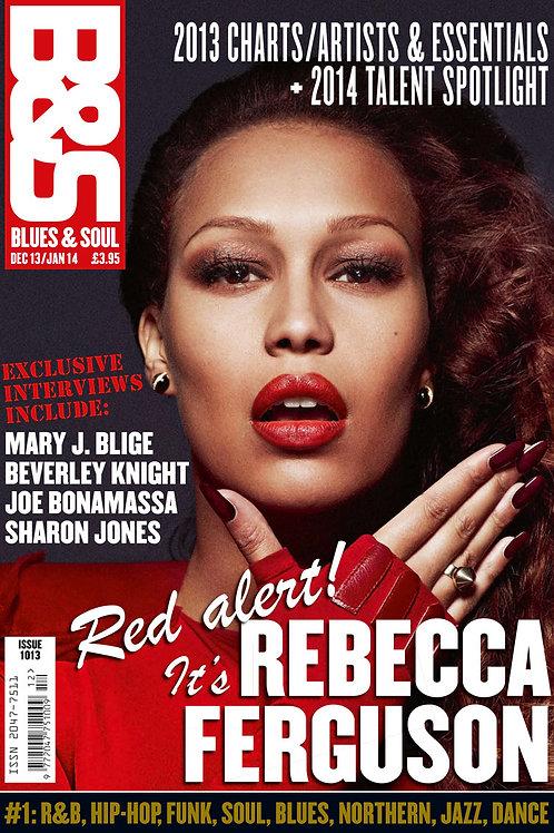 1013: Blues & Soul Magazine - Dec/Jan 2013/14