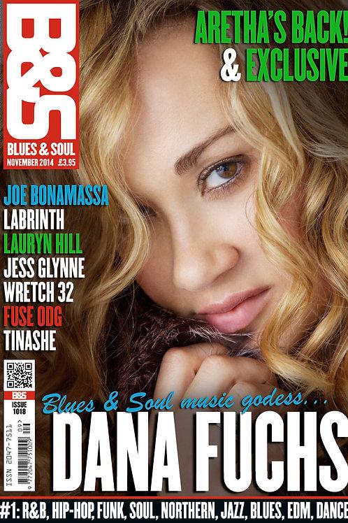 1018: Blues & Soul Magazine - Oct/Nov 2014