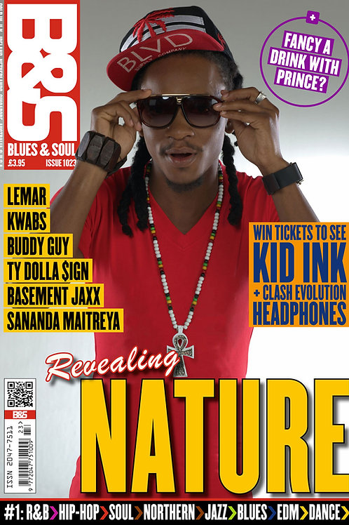 1023: Blues & Soul Magazine: September 2015