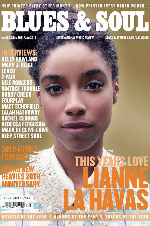 1003: Blues & Soul Magazine - Winter 2011