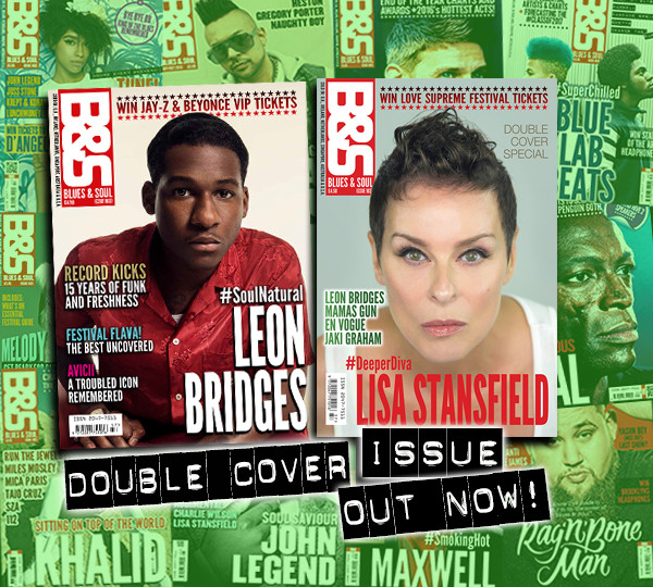 Lisa Stansfield / Leon Bridges issue out now!