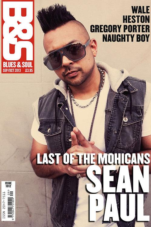 1012: Blues & Soul Magazine - Sept/Oct 2013