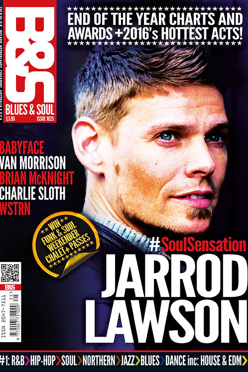 1025: Blues & Soul Magazine - December 2015
