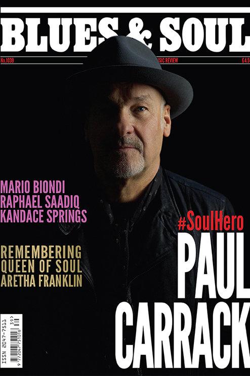 1039: Mario Biondi + Paul Carrack