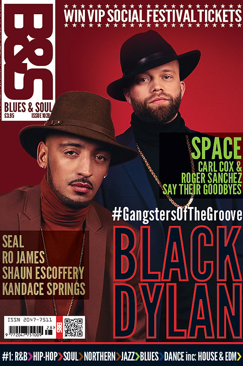 1028: Blues & Soul Magazine August 2016