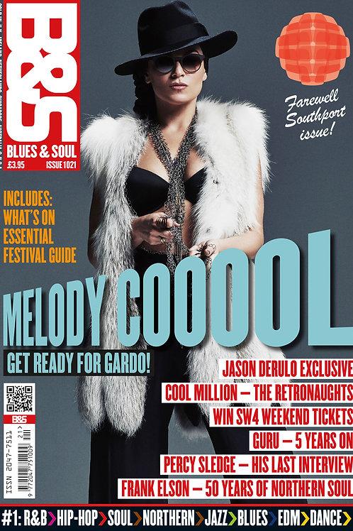 1021: Blues & Soul Magazine - May 2015