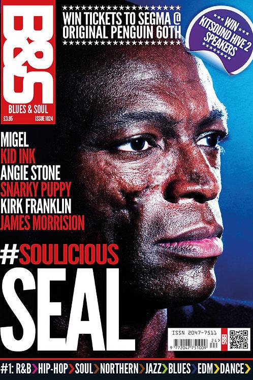 1024: Blues & Soul Magazine - Oct/Nov 2015