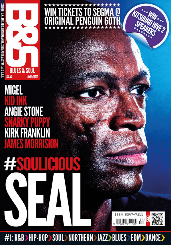 BLUES & SOUL ISSUE 1024 NOW ON SALE!