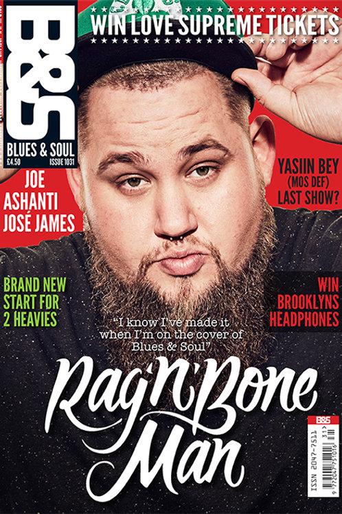 1031: Blues & Soul Magazine - April 2017
