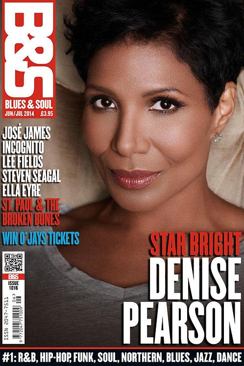 1016: Blues & Soul Magazine - June/July 2014