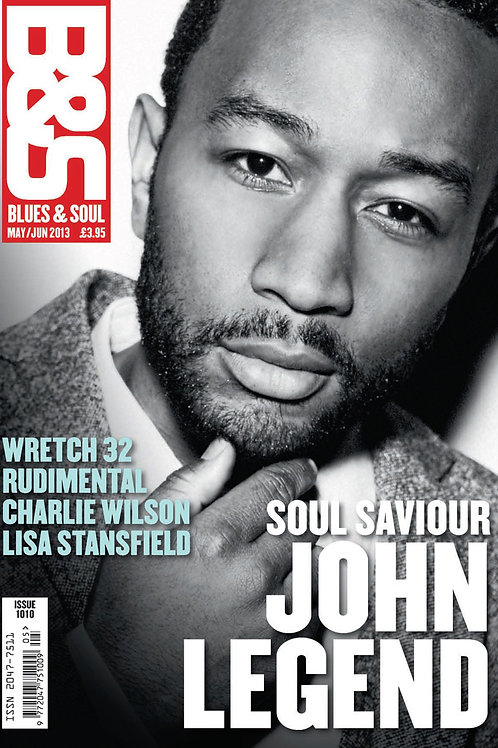 1010: Blues & Soul Magazine - May/June 2013