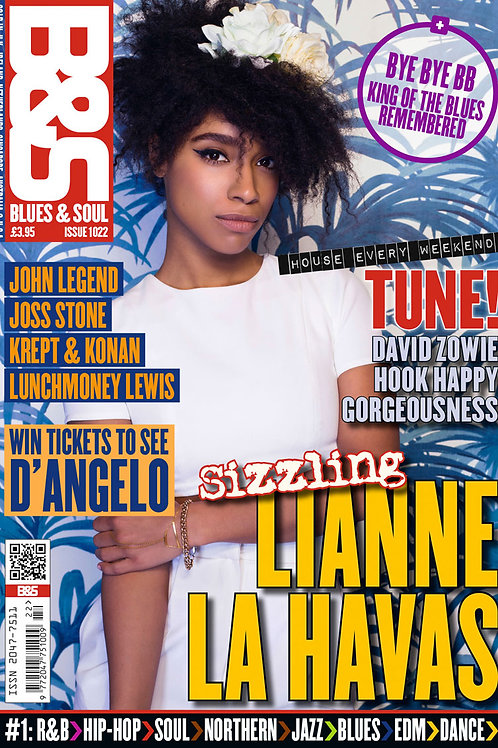 1022: Blues & Soul Magazine - Summer 2015