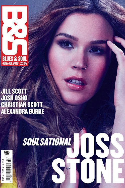 1006: Blues & Soul Magazine - Summer 2012
