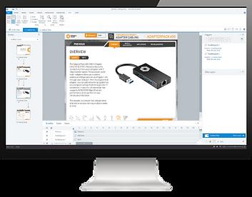 ustom eLearning Module built using Aticuate Storyline by Skillspace360