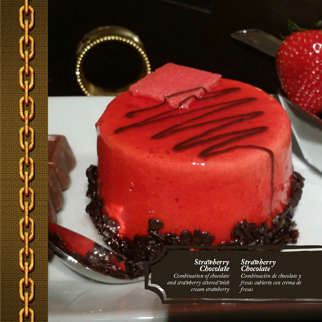 STRAWBERRY CHOCO