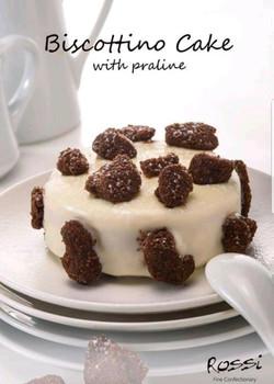 BISCOTTINO CAKE