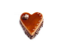 HEART CHOCO CARAMEL