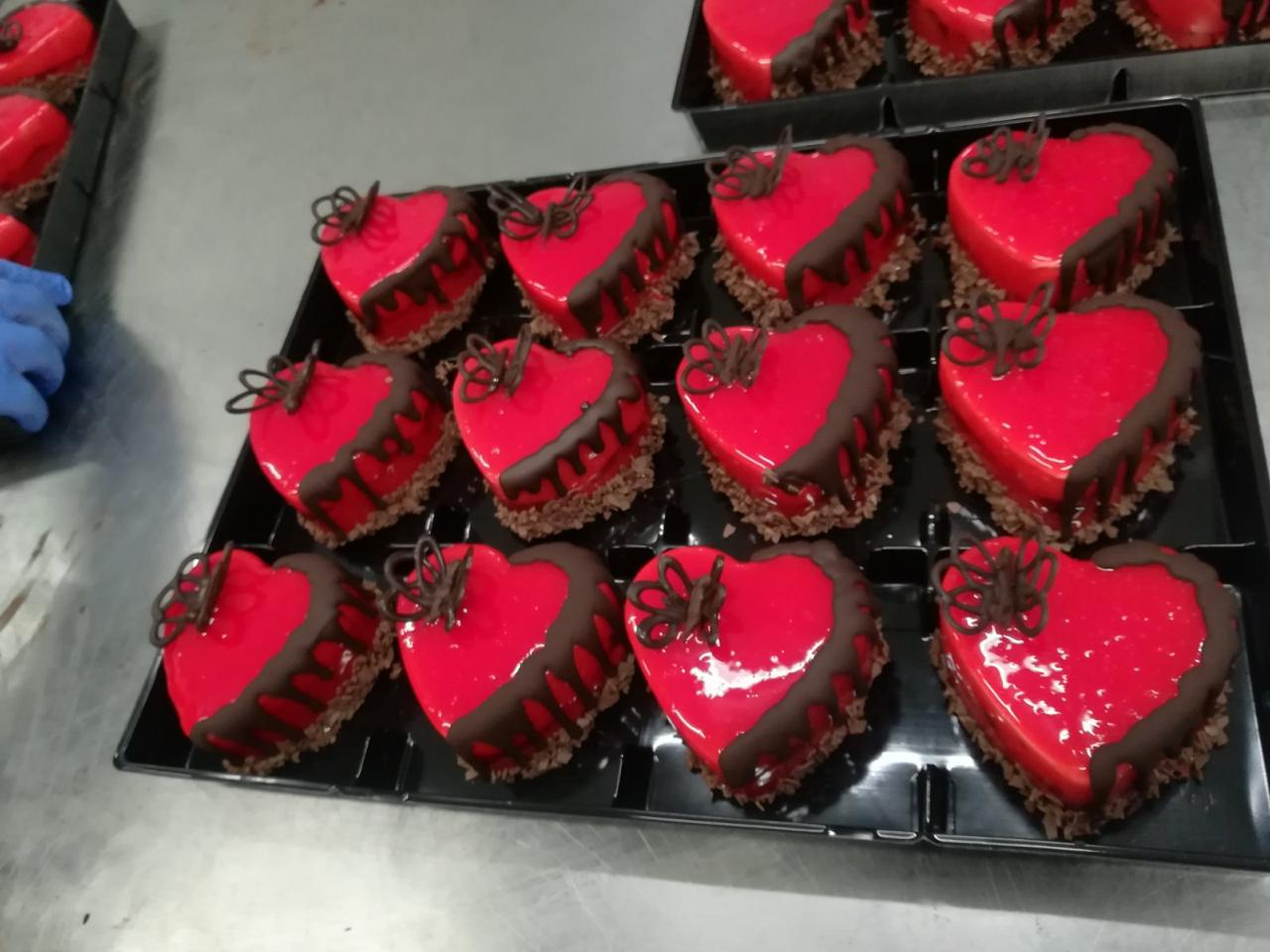 CHOCO HEARTS