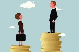 Time to sort out the GENDER PAY GAP!