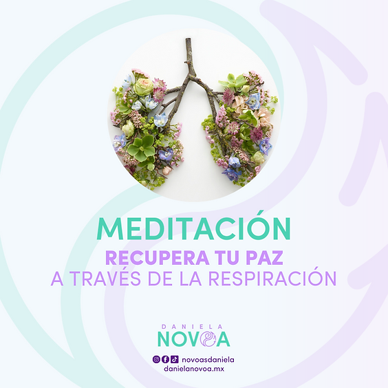 Meditación 6 MAYO