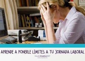 Aprende a ponerle límites a tu jornada laboral (¿más si eres mujer?)