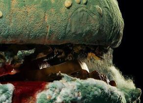 Burger King muestra una hamburguesa podrida como parte de su nueva campaña