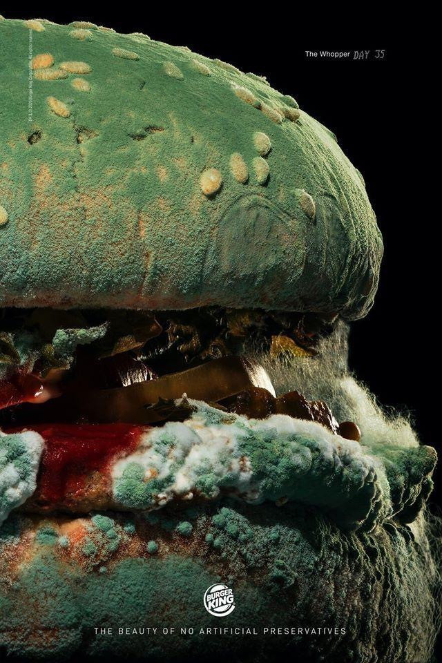 Burger King Campaña