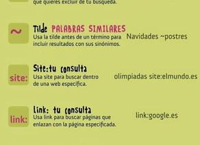Trucos de experto para buscar en Google