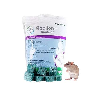 Rodilon Bloque 1 Kg Bayer Rodenticida