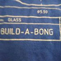 Custom Bong Schematic T-Shirt