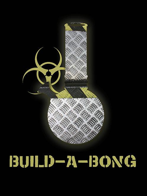 Biohazard Bong Design T-SHIRT
