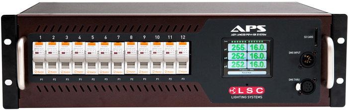 LSC APS 12 Kanal Power Distribution