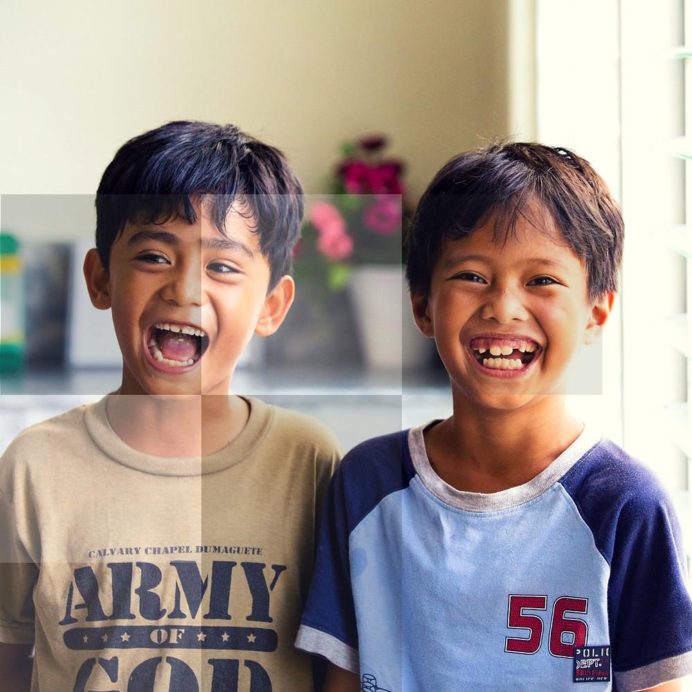 Two CSC children
